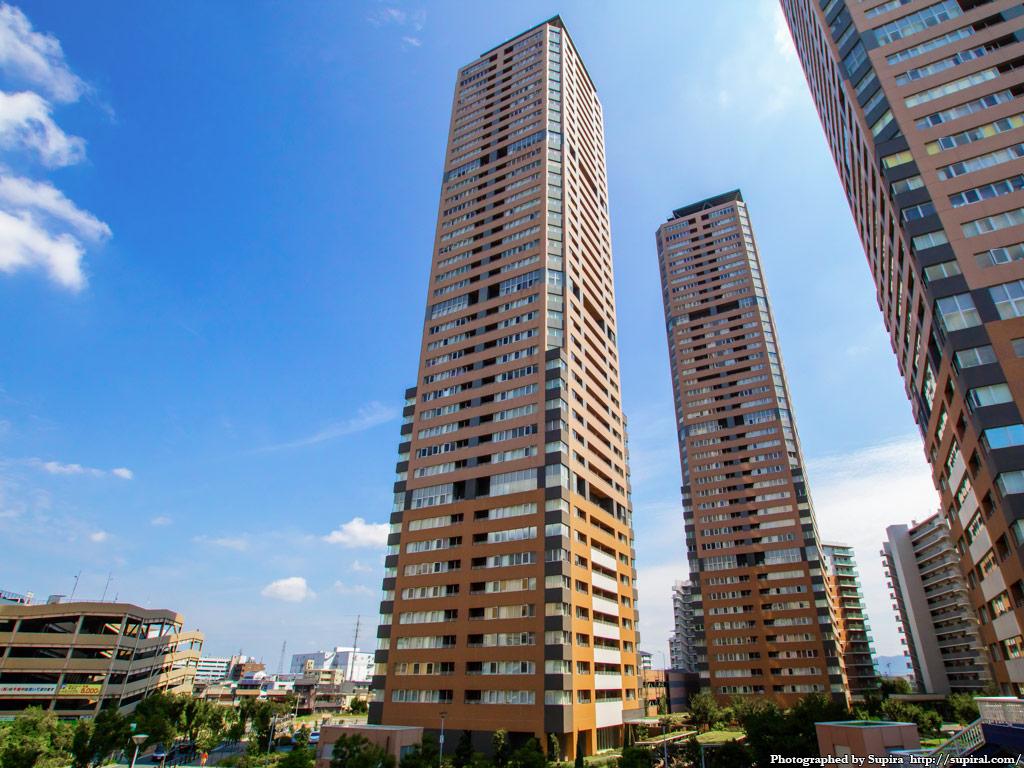 大阪の高層ビル 大日エリア 再開発情報・画像・データベース ...