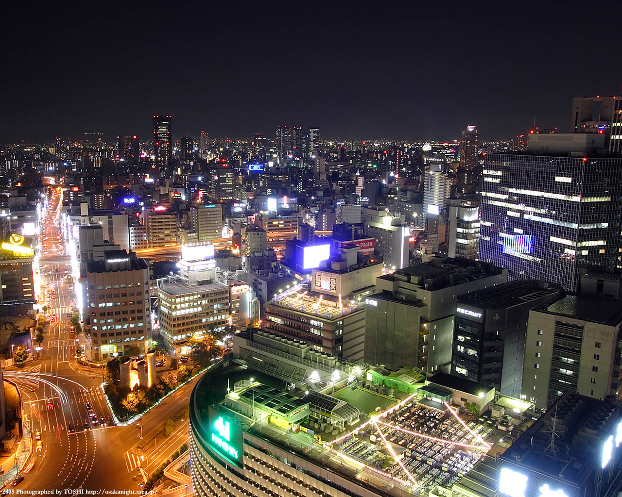 東方向京橋方面