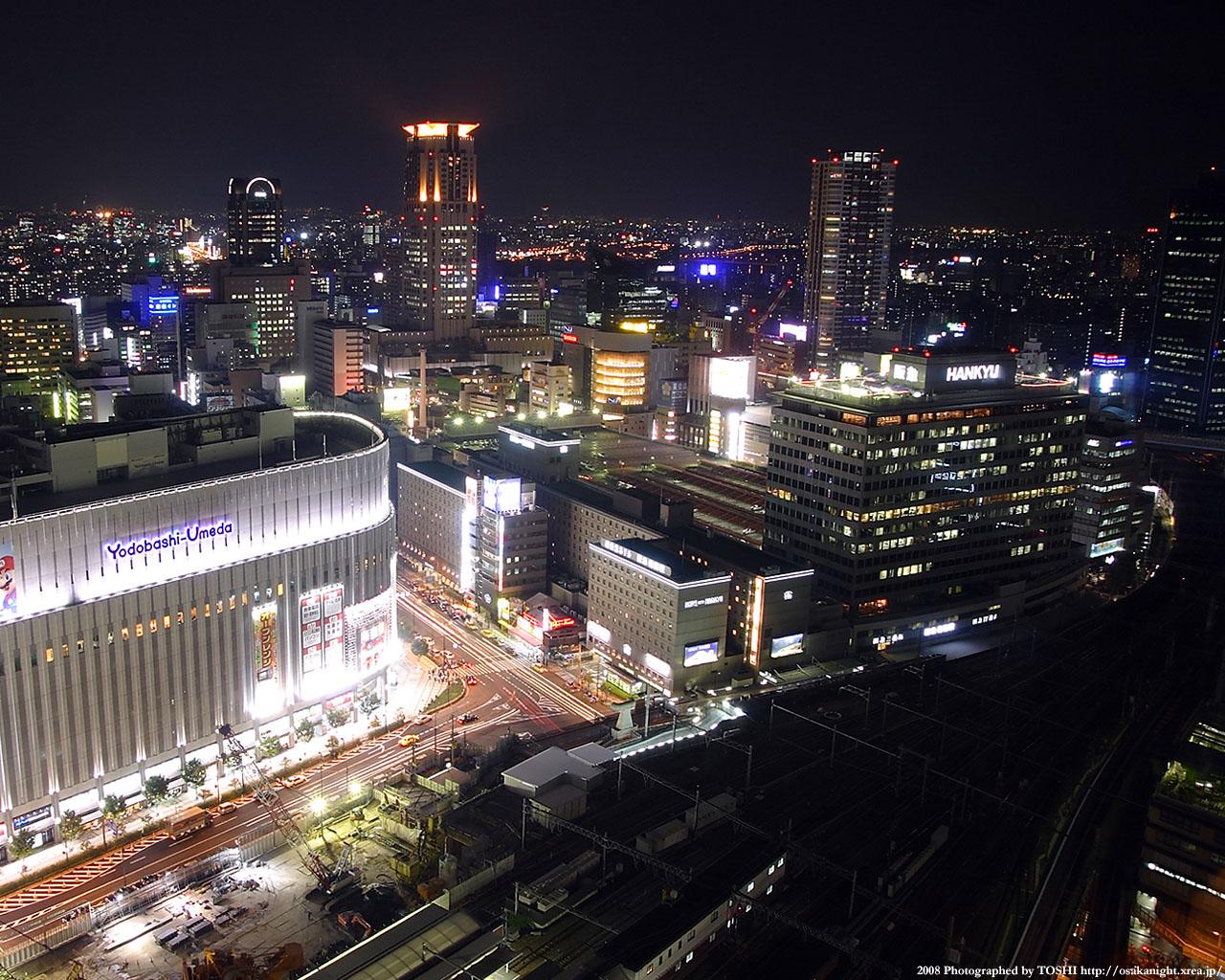 北方向阪急梅田駅