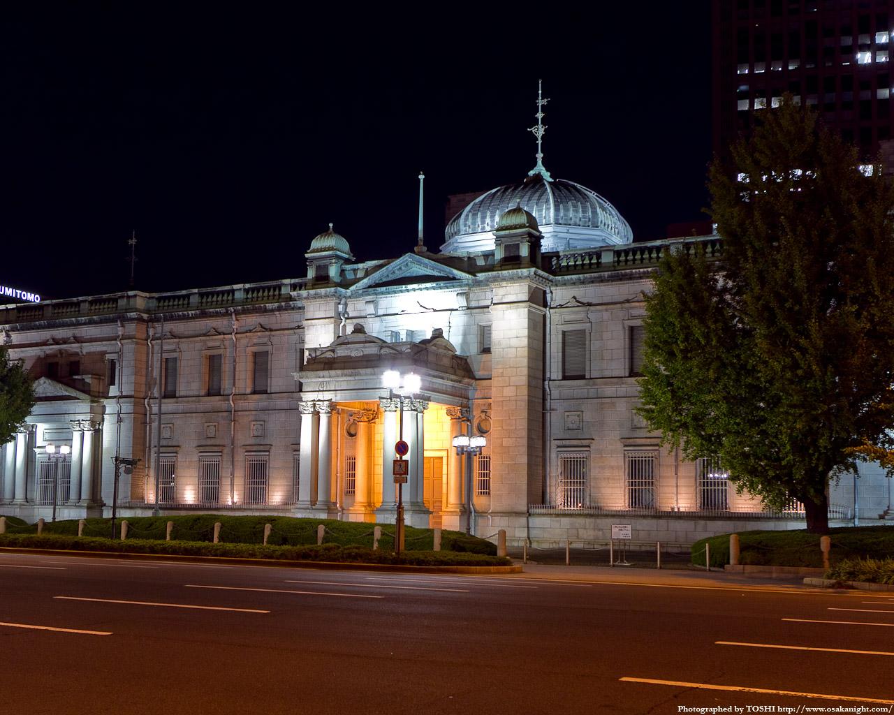 日本銀行大阪支店8