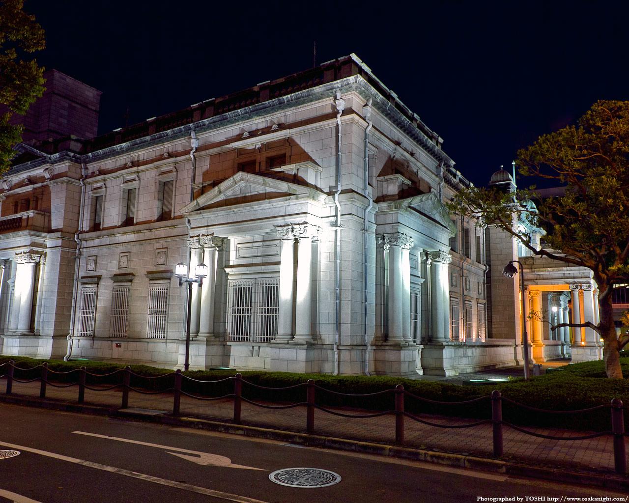 日本銀行大阪支店9