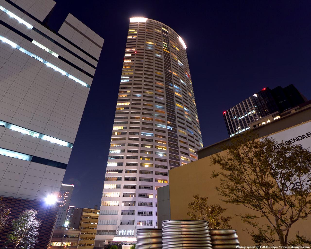 TheTowerOsaka(ザ・タワー大阪)夜景