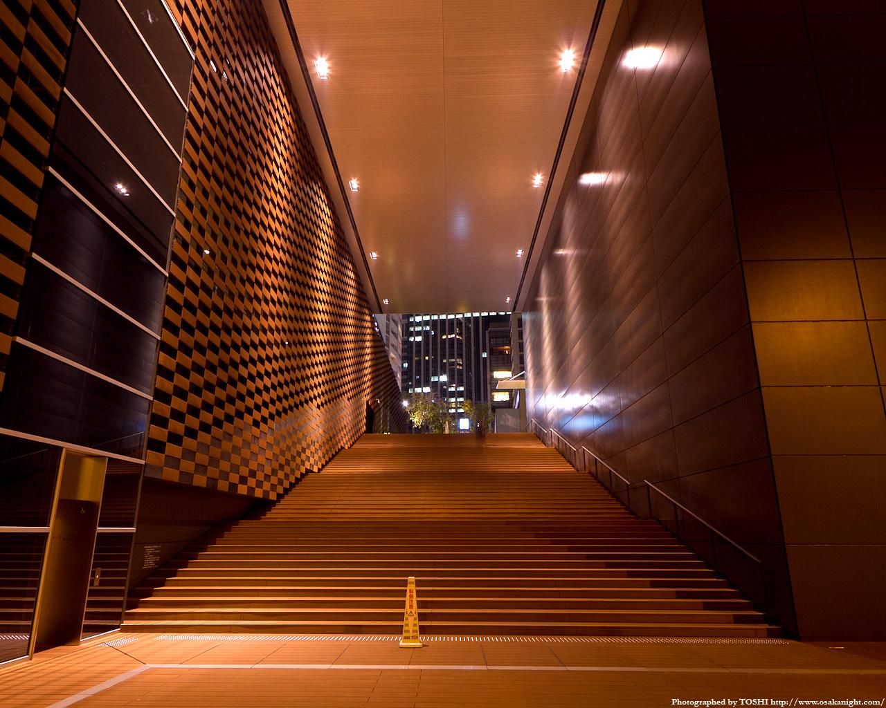 ABCホールの大階段