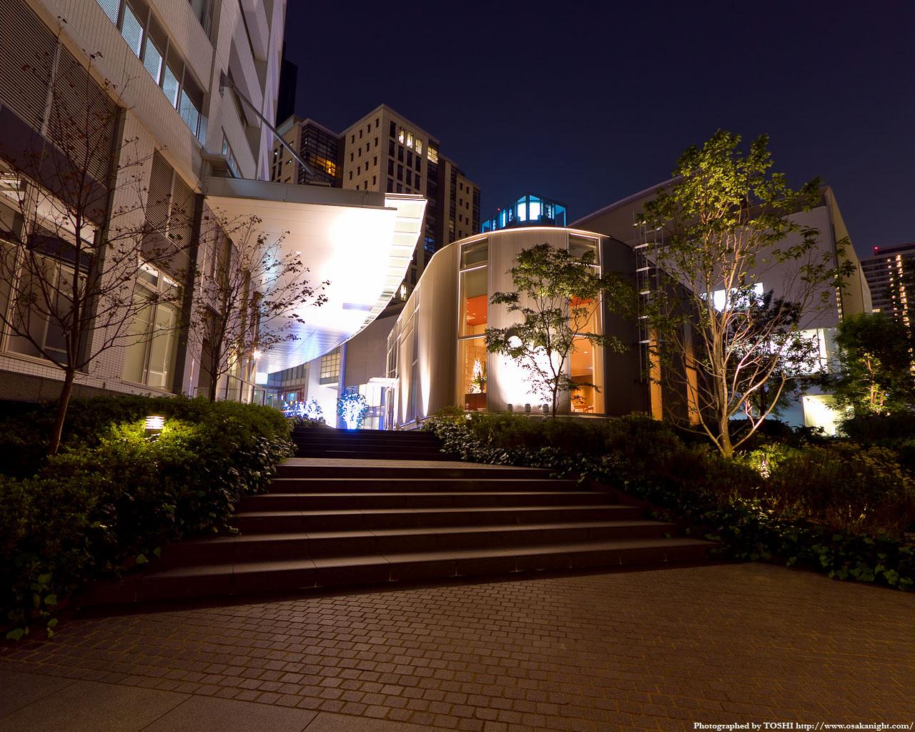 堂島クロスウォーク夜景4