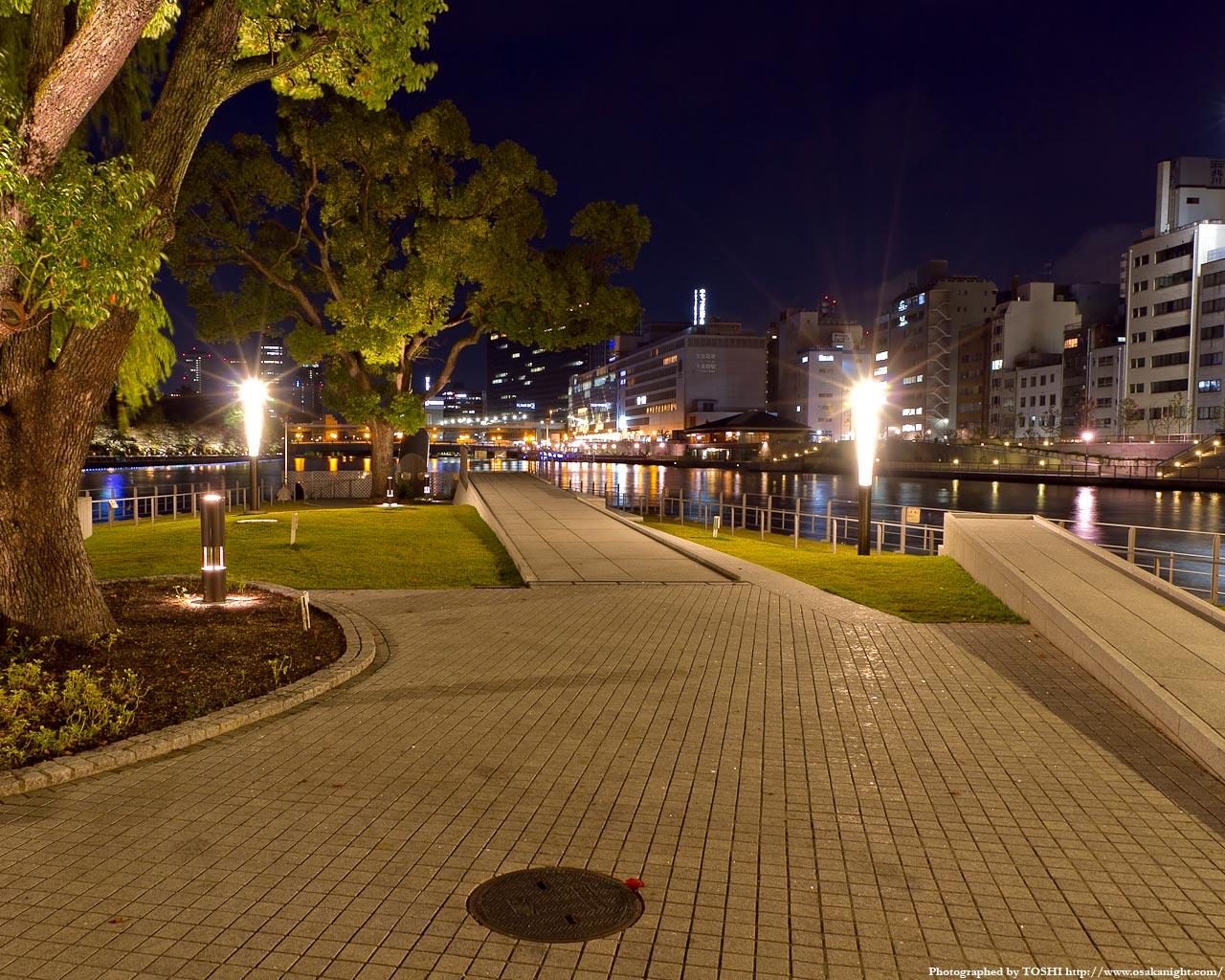 剣先公園の夜景2