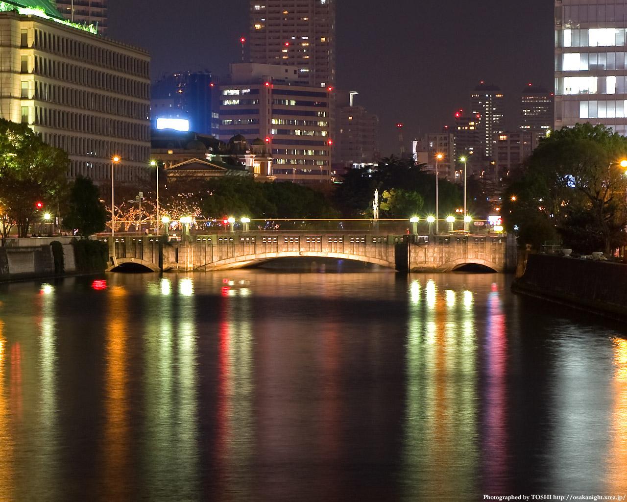 淀屋橋ライトアップ3
