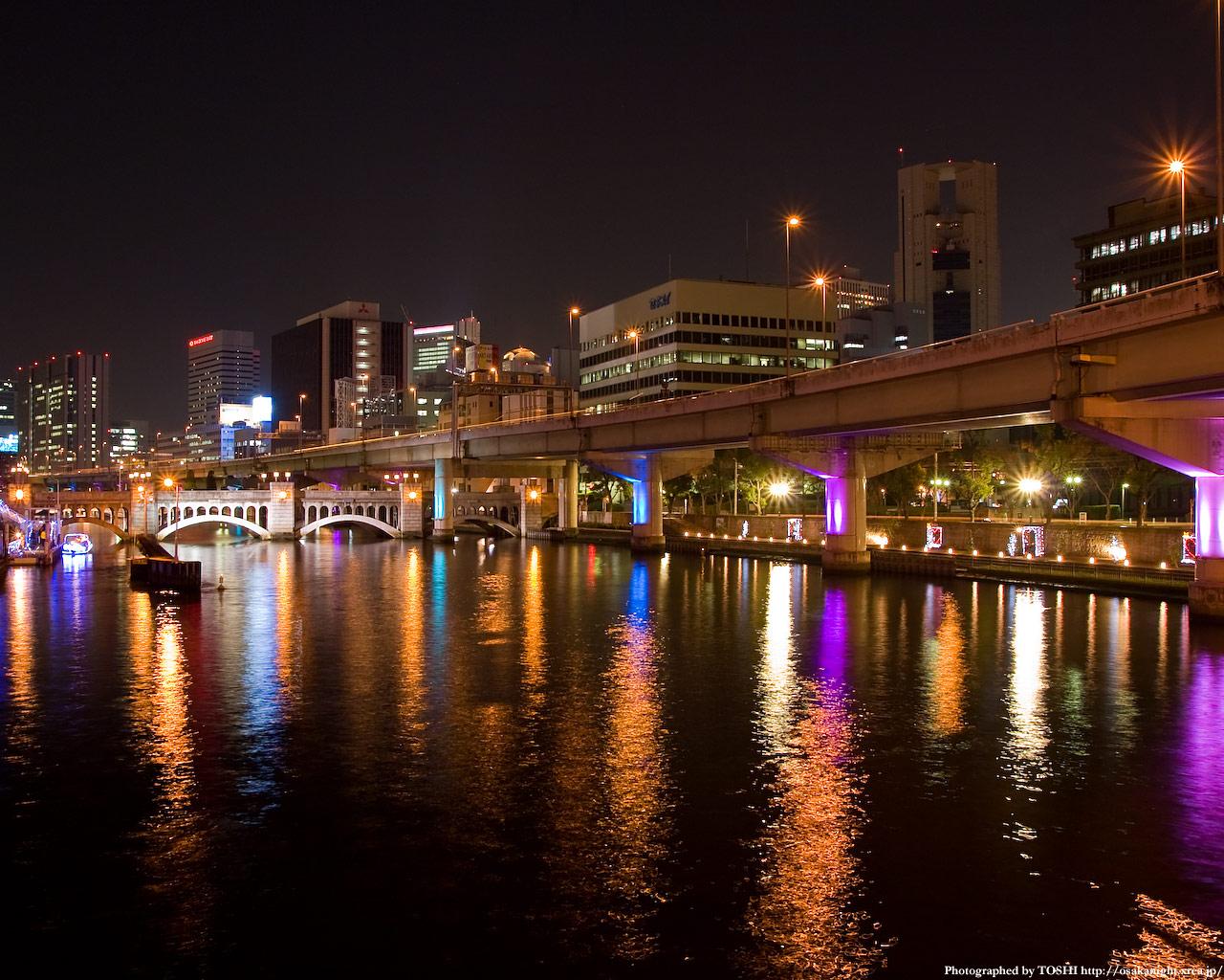 光の回廊と水晶橋2