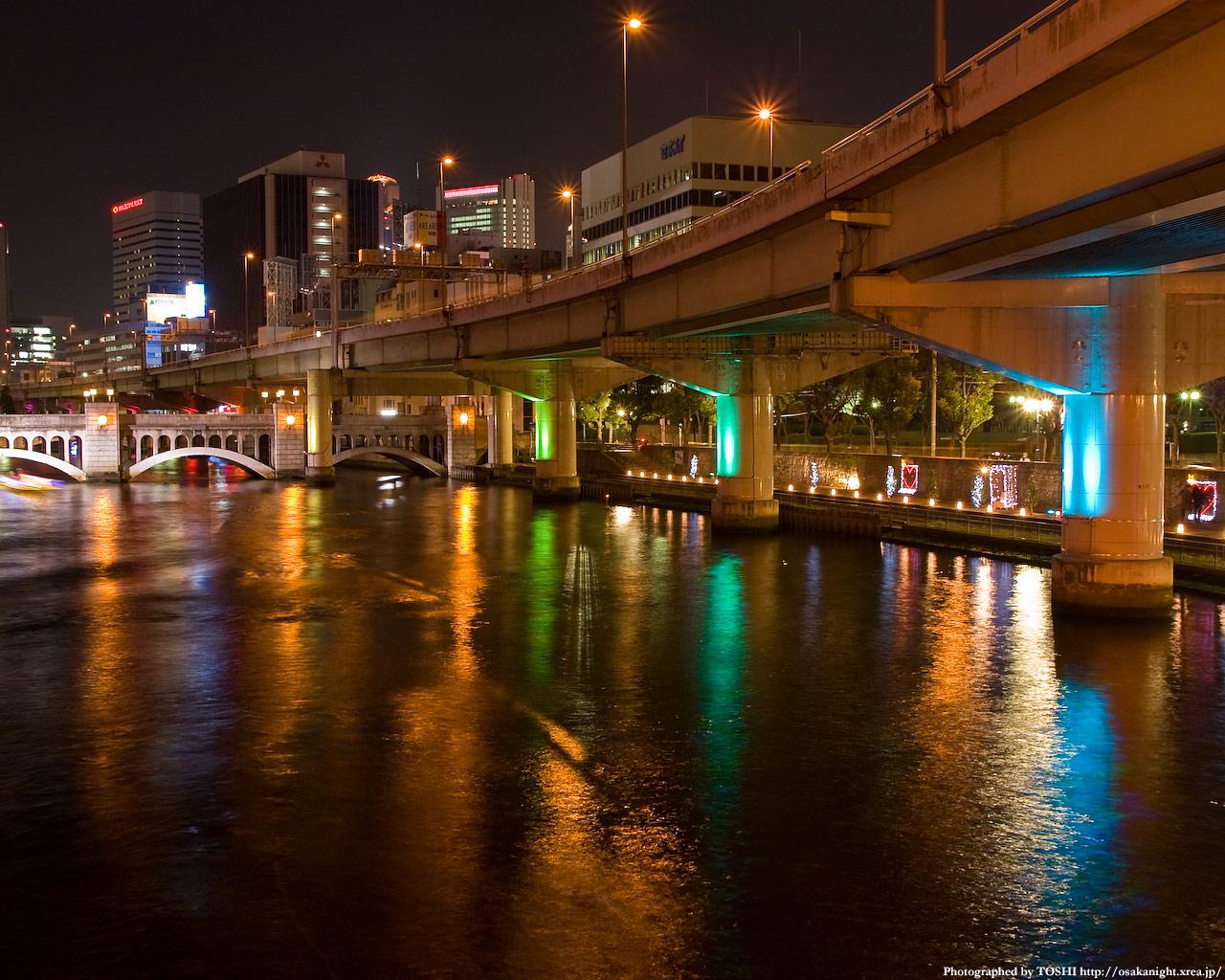 光の回廊と水晶橋3