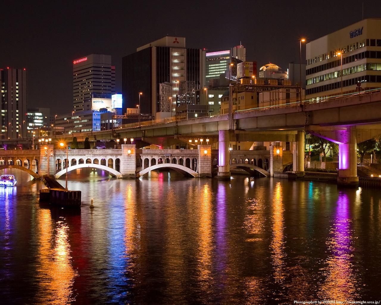 光の回廊と水晶橋4
