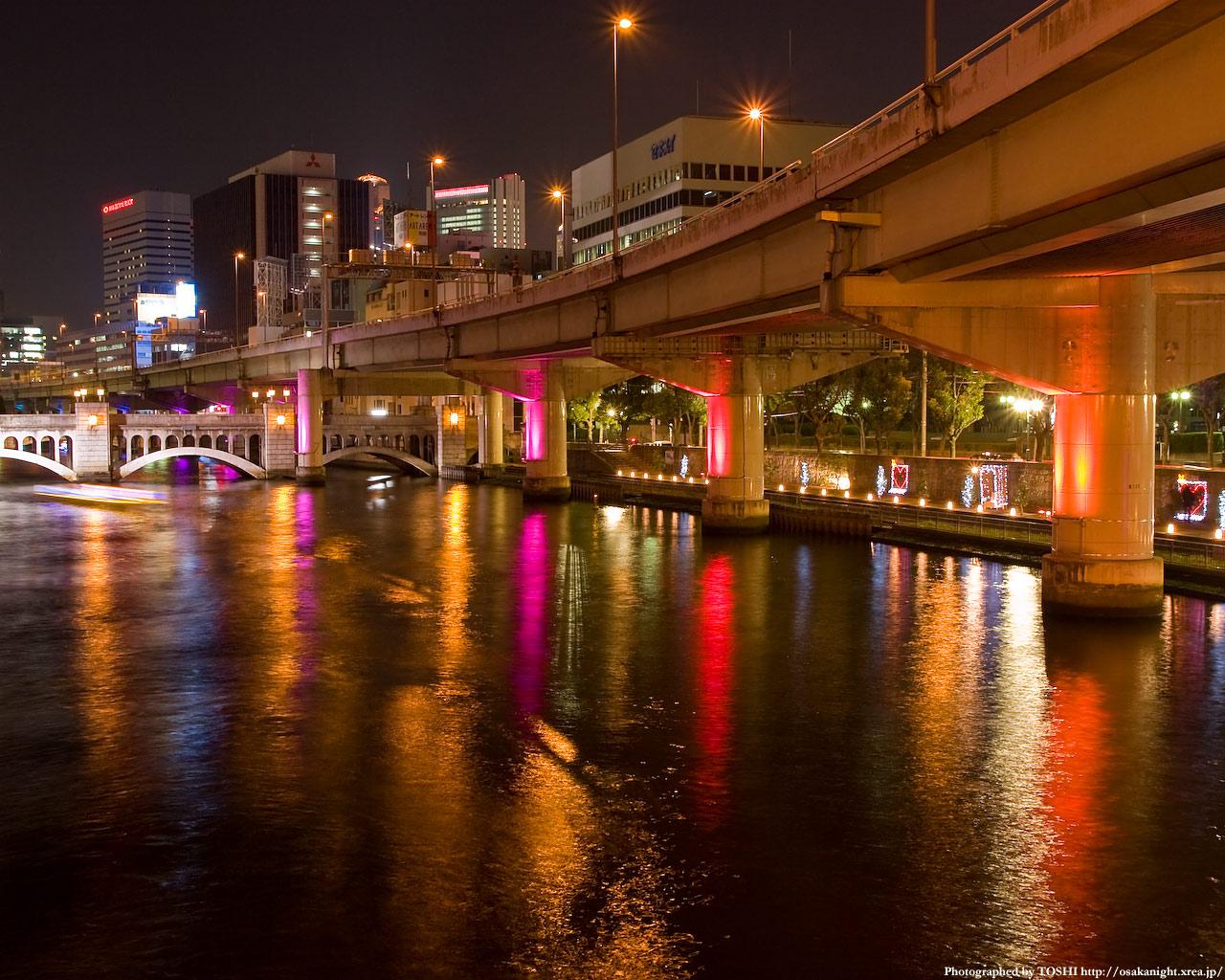 光の回廊と水晶橋5
