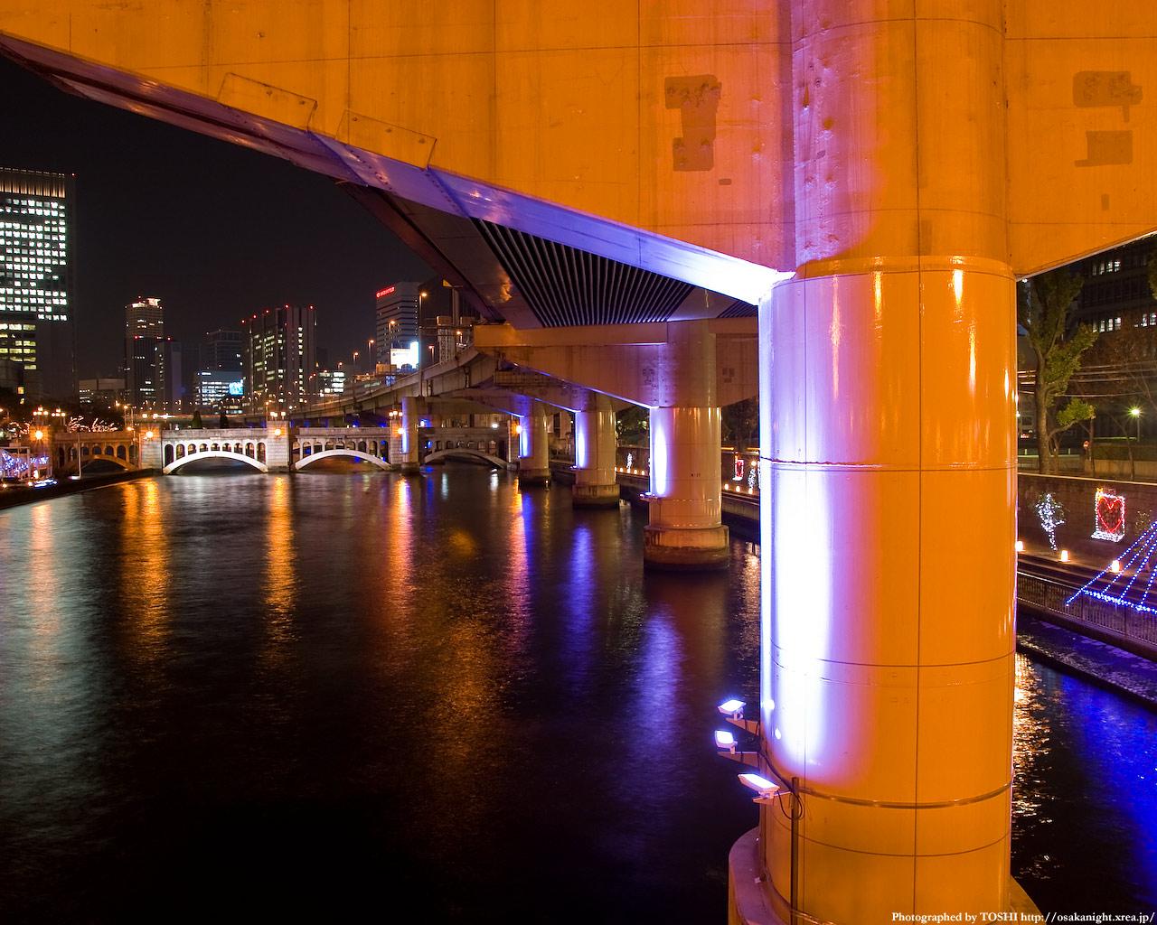 光の回廊と水晶橋6