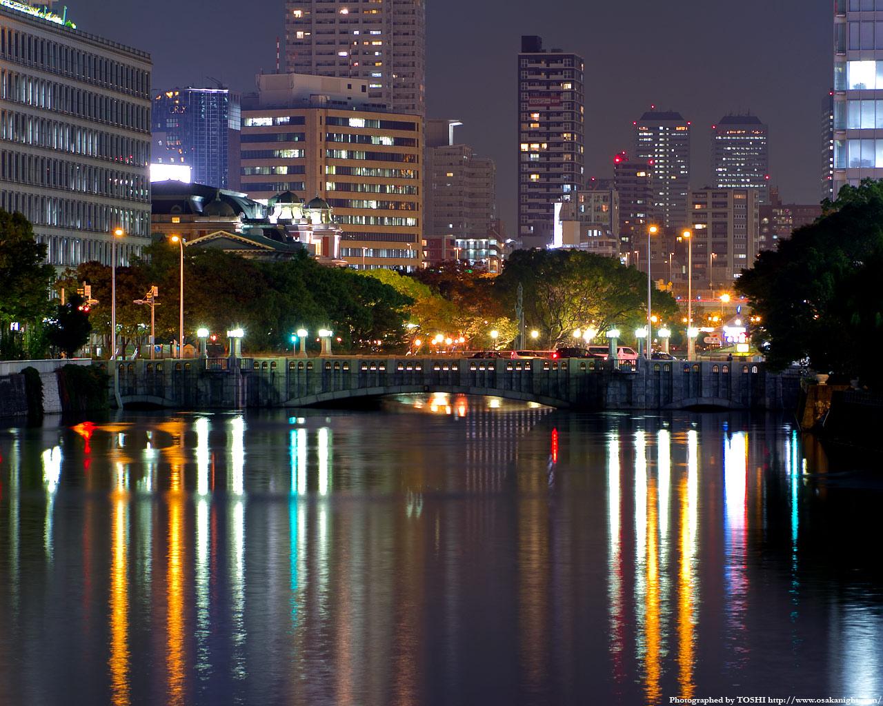 淀屋橋の夜景2