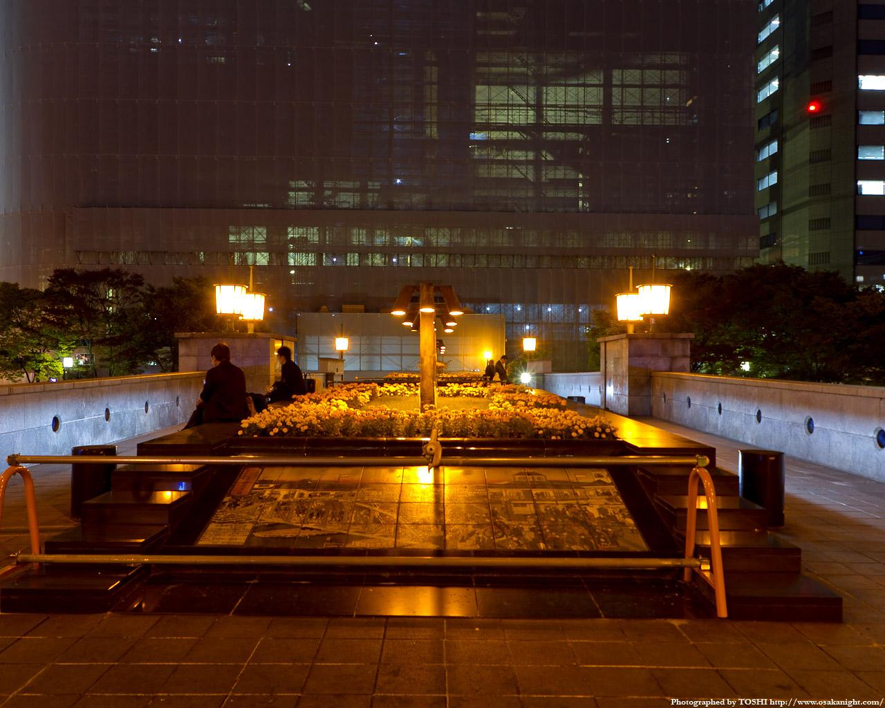 錦橋の夜景