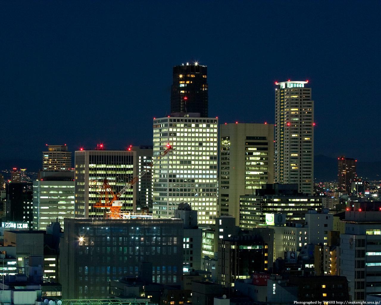 本町・北浜の高層ビル群2
