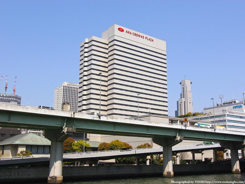 ANAクラウンプラザ大阪(堂島ダイビル)