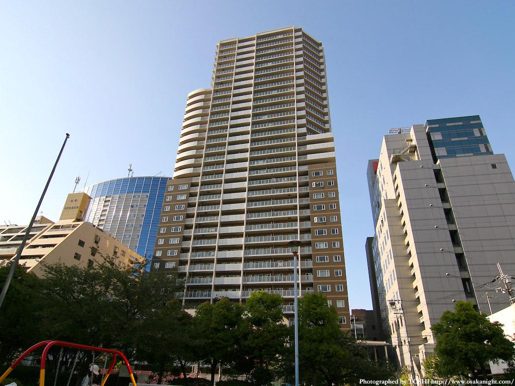 アップルタワー大阪谷町