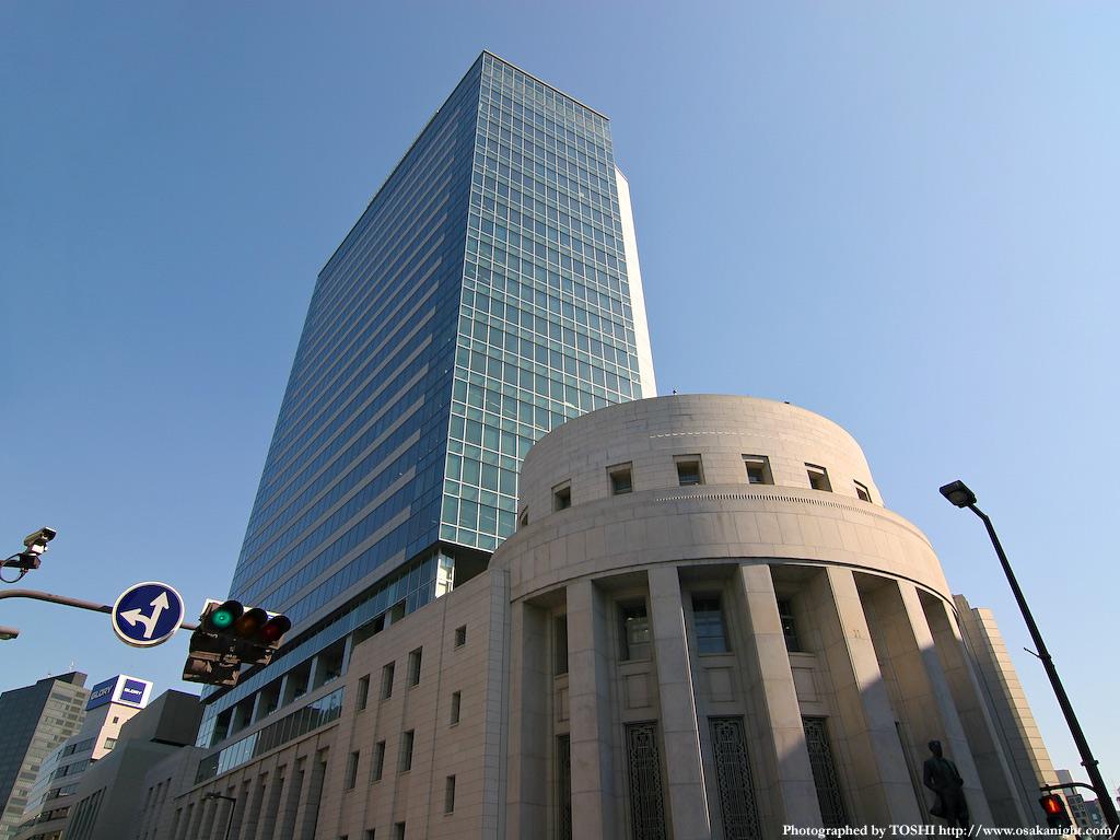 大阪証券取引所ビル