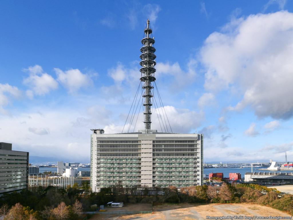 ドコモ大阪南港ビル
