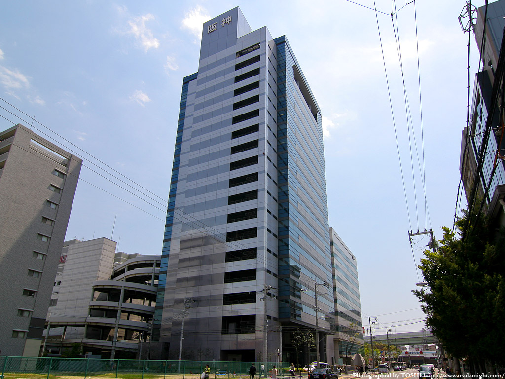 阪神野田センタービルディング