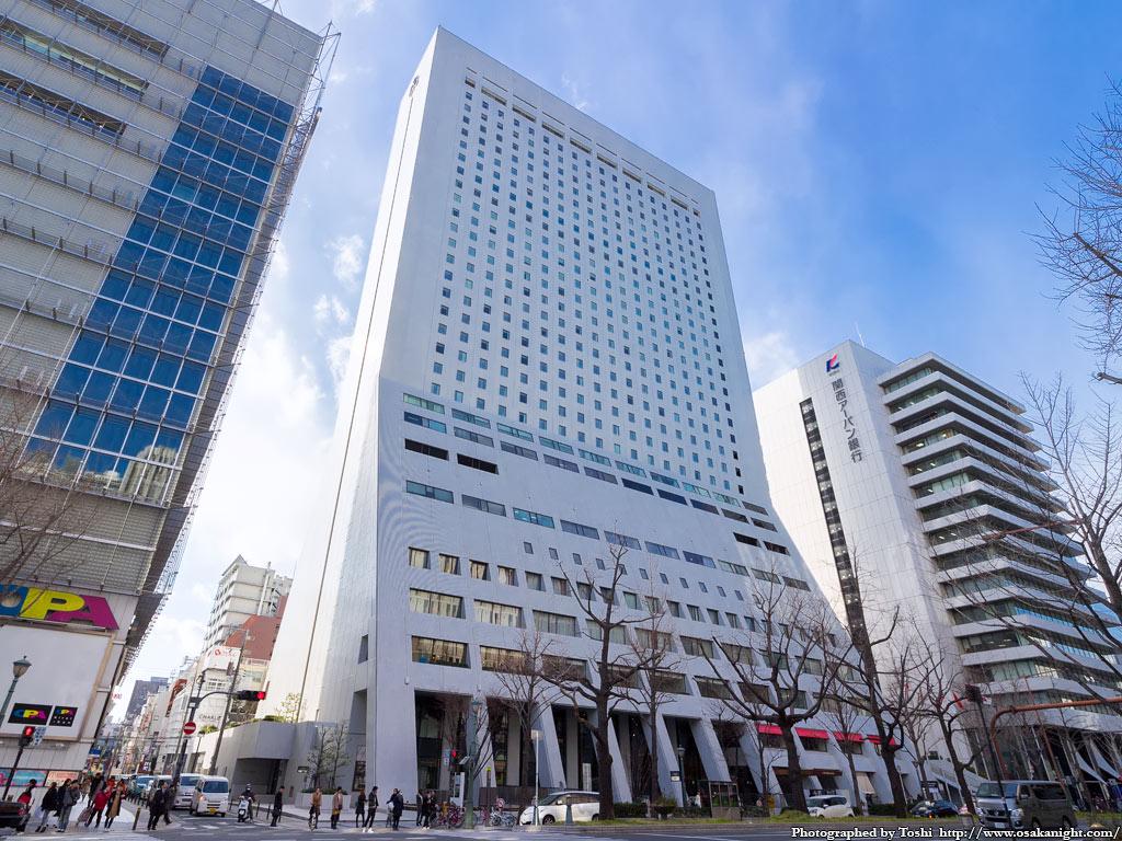 ホテル日航大阪(オー・エム・ホテル日航ビル)