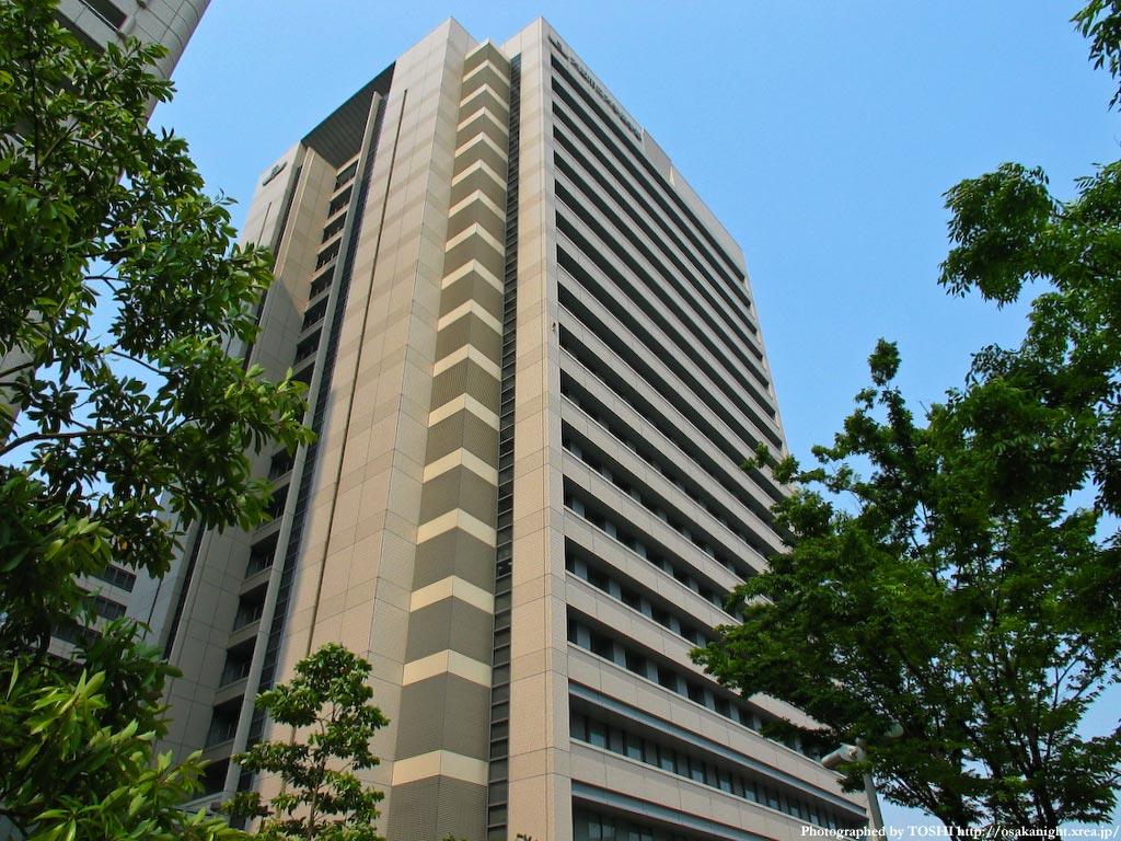 大阪市立大学医学部 校舎