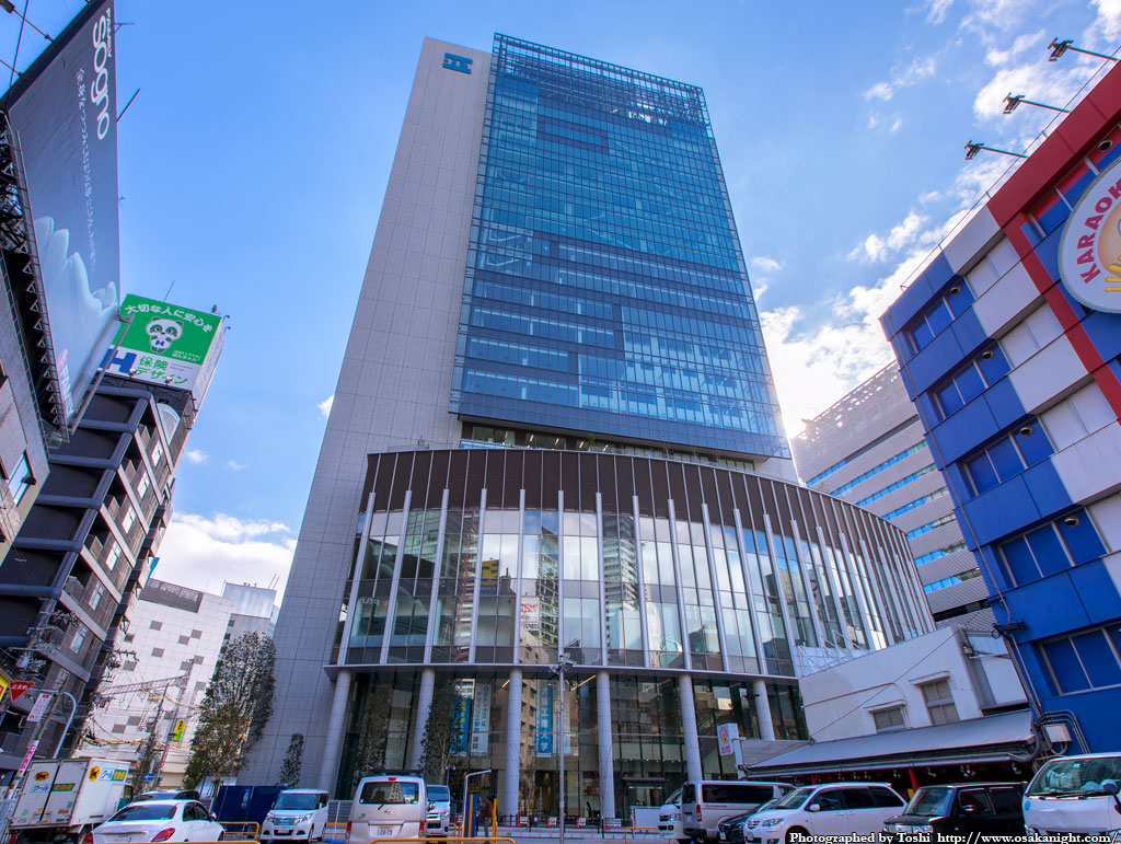 OIT梅田タワー(大阪工業大学 梅田キャンパス)