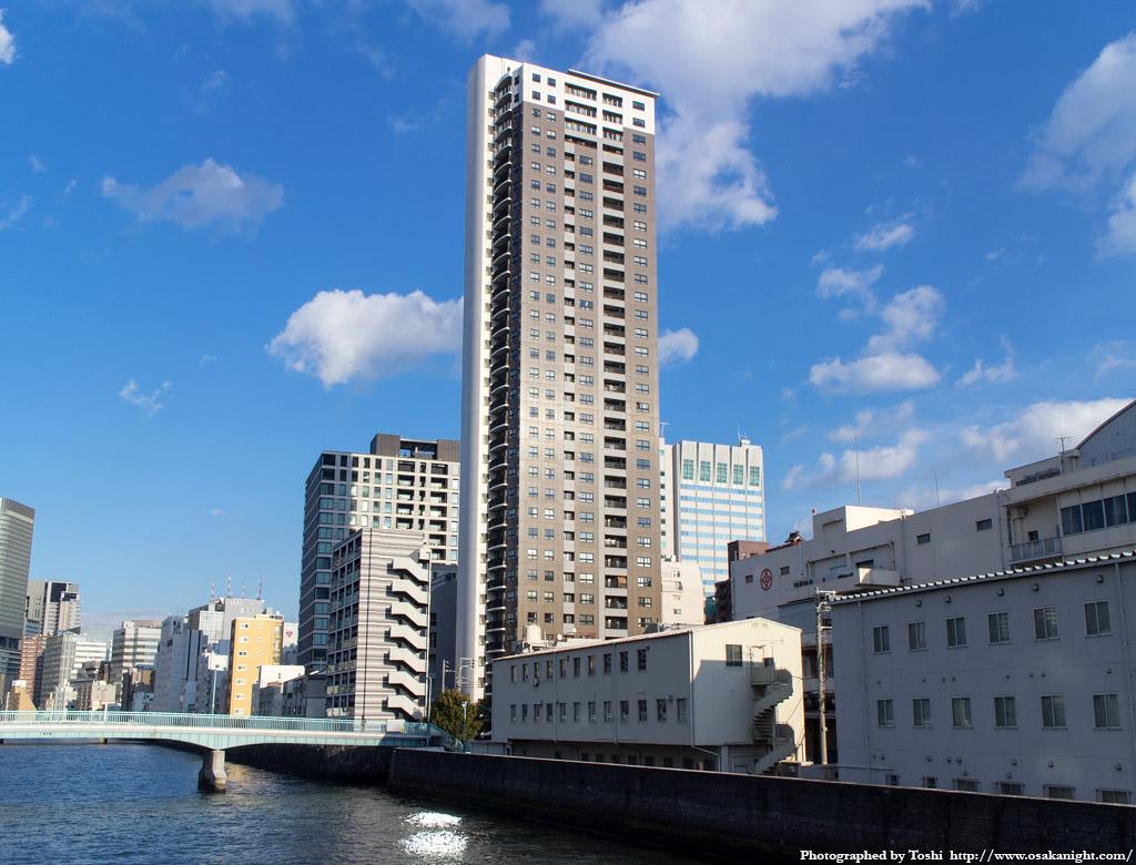 パークタワー大阪中之島フロント