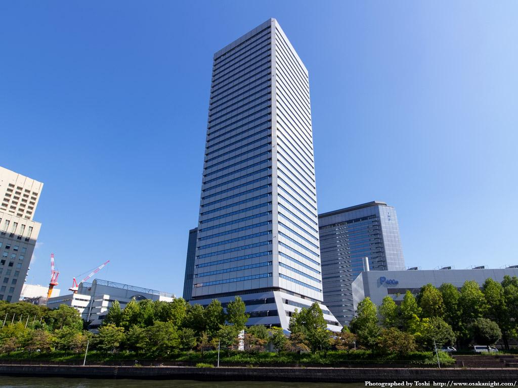 TWIN21 OBPパナソニックタワー(ツイン21)